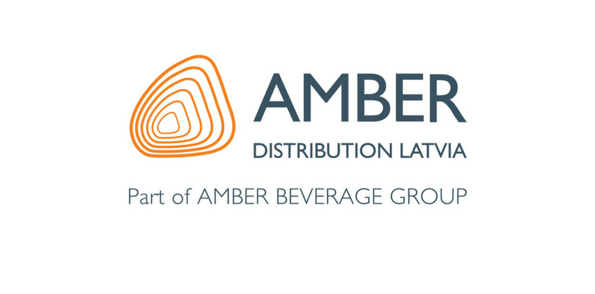 Amber Distribution Latvia logo