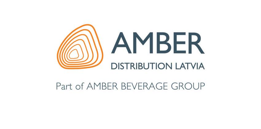 Amber Distribution Latvia logo