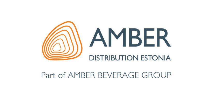 Amber Distribution Estonia logo