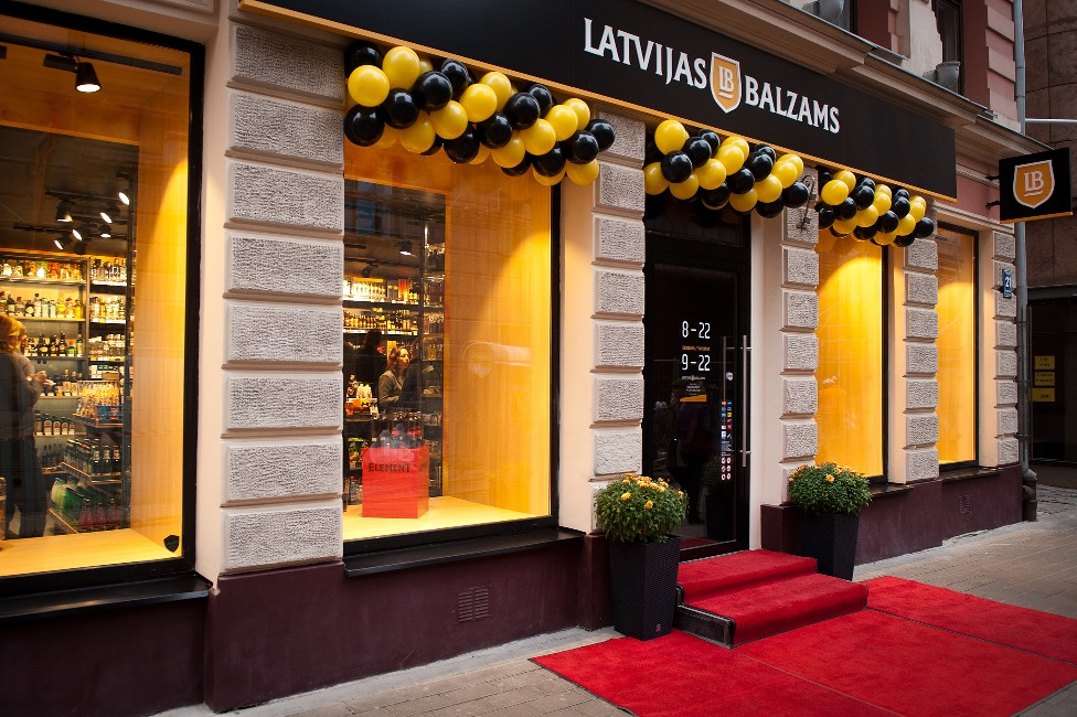 Latvijas Balzams veikals