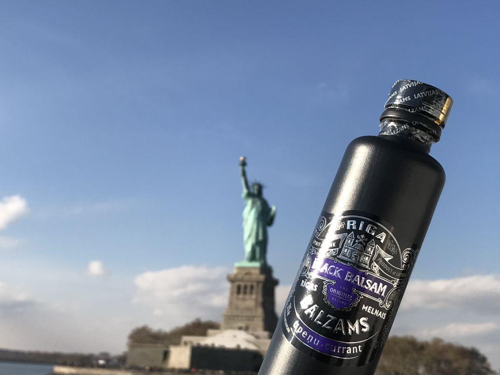 Riga Black Balsam launch in US