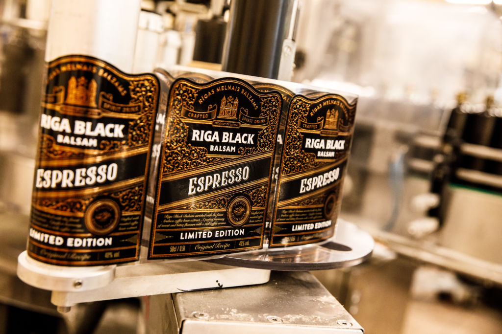 Riga Black Balsam Espresso